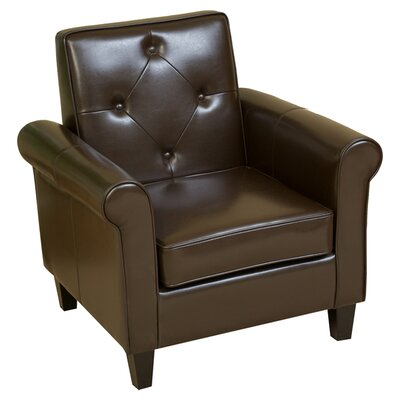 Andover Mills Roger Lounge Chair & Reviews