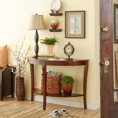 Pierce Console Table by Andover Mills