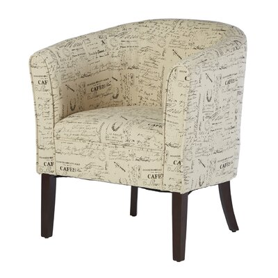 Lawrence Club Chair by Andover Mills