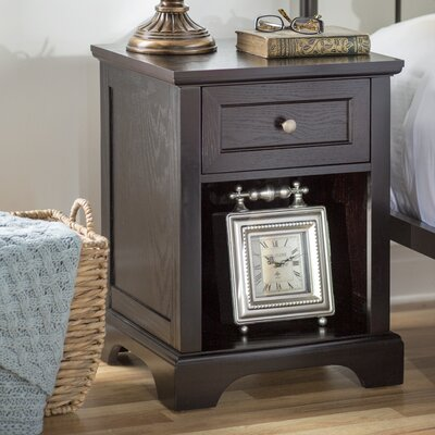 Black Side Table by Andover Mills