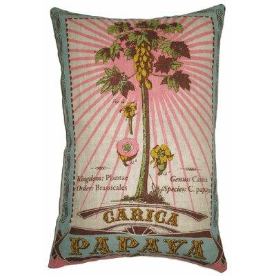 Koko Company Botanica Linen Lumbar Pillow