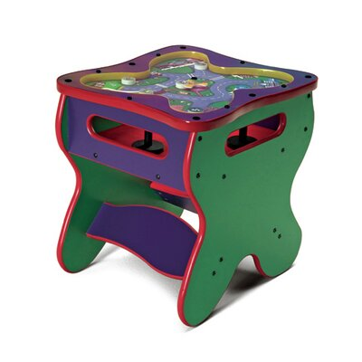 Kids Magnetown Play Table by Playscapes