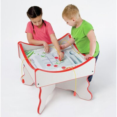 Kids Peas and Carrots Play Table by Playscapes
