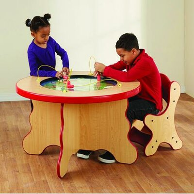 Safari Kids Magnetic Play Table by Playscapes