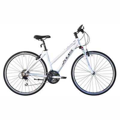 Women's 24-Speed Hybrid Bike by XDS Bikes Co.