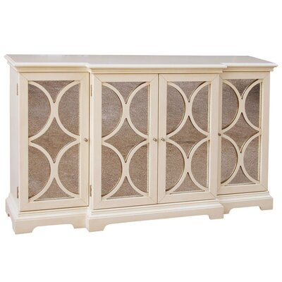Pulaski Furniture Modern Mojo 4 Door Credenza