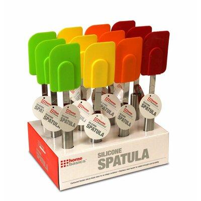 Silicone Spatula by Home Basics