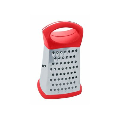 4 Sided Stainless Steel Cheese Grater by Home Basics