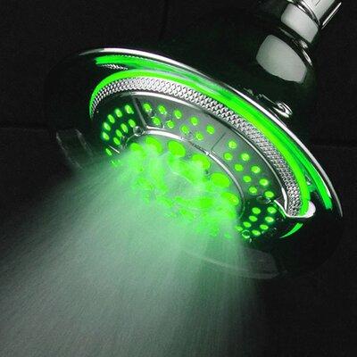 LED Shower Head Product Photo