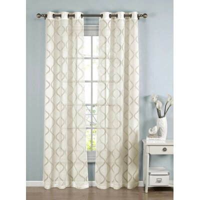 Lisse Curtain Panel (Set of 2) Product Photo