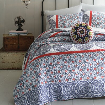 Stripe Quilt by Jessica Simpson Home
