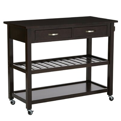 Belknap Kitchen Island by Three Posts