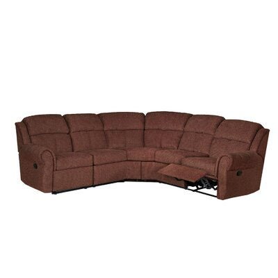 Reclining Sectional by Serta Upholstery by Three Posts