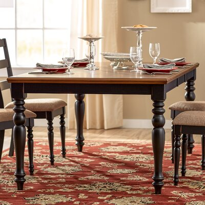 Pineview Extendable Dining Table by Three Posts