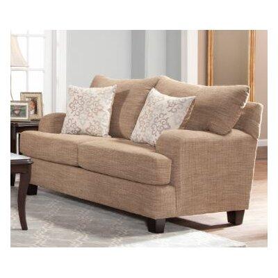 Three Posts THRE2663 Serta Upholstery Loveseat