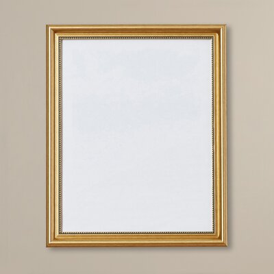 Brant Solid Wood Picture Frame by Three Posts