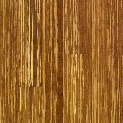 Longview 5 engineered bamboo hardwood flooring in tiger for Engineered bamboo flooring