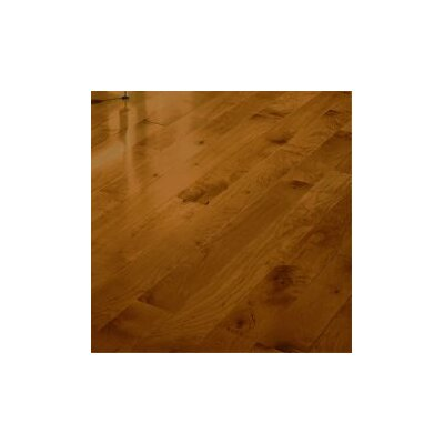 Forest Valley Flooring Random Length Solid Maple Hardwood Flooring in Sumatra