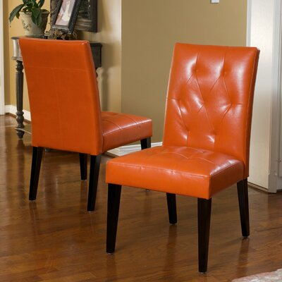 Reseda Tufted Dining Chair by Christopher Knight Home