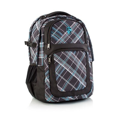 Transit Plaid Backpack by Heys America
