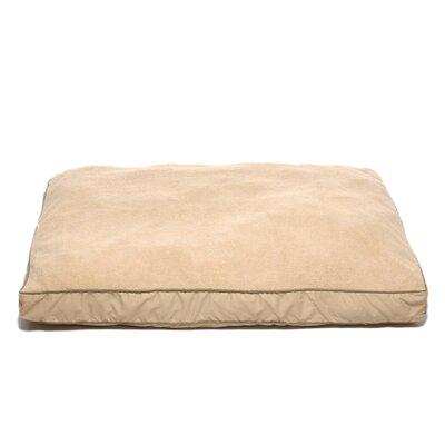 Four Season Dog Pillow with Cashmere Berber Top by Carolina Pet Company