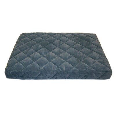 Quilted Orthopedic Dog Pillow with Protector Pad by Carolina Pet Company