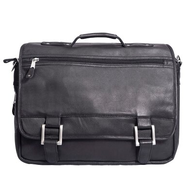Leather Briefcase by Canyon Outback Leather