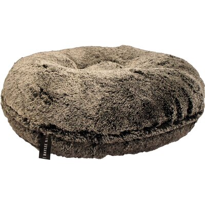 Bagel Shag Dog Bed by Baylee Nasco