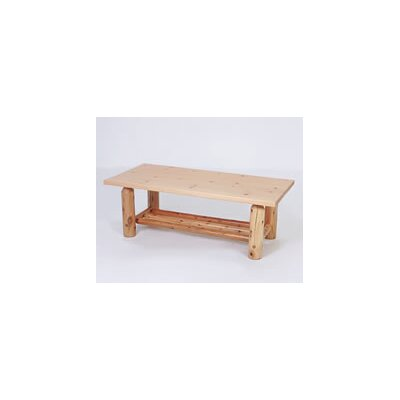 Moon Valley Rustic Coffee Table