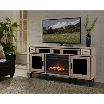 Turnkey Products Llc Soho Tv Console With Surround Sound And Fireplace