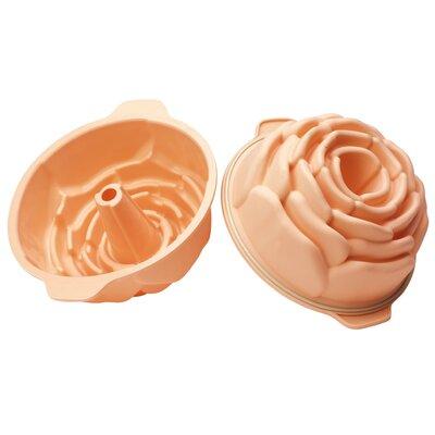 Rose Cake Pan by SilikoMart