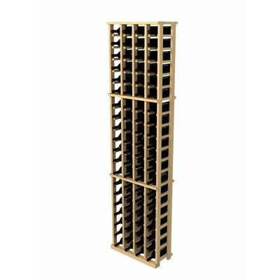 Wine Cellar Innovations Rustic Pine 84 Bottle Wine Rack