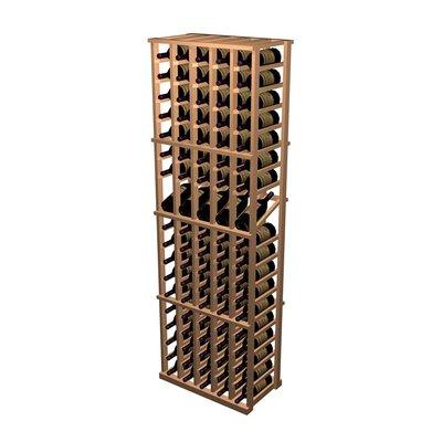 Wine Cellar Innovations Designer Series 95 Bottle 5 Column Individual with Display Wine Rack