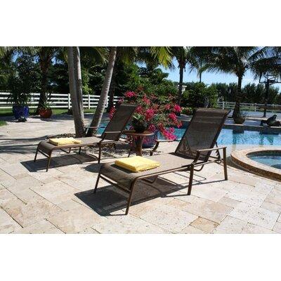Chub Cay 3 Piece Lounge Seating Group by Hospitality Rattan