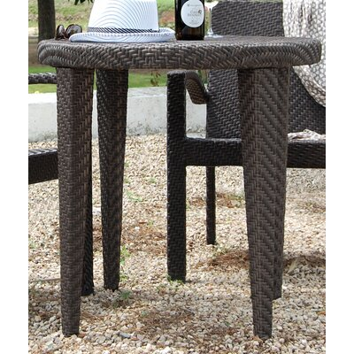 Soho Patio Round Dining Table by Hospitality Rattan