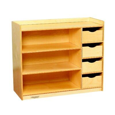 4 Drawer Storage Chest by Childcraft