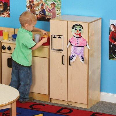 Traditional Play Refrigerator by Childcraft