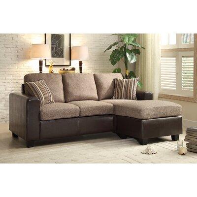 Slater Reclining Sofa by Homelegance