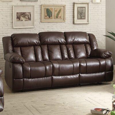 Laurelton Reclining Sofa by Homelegance