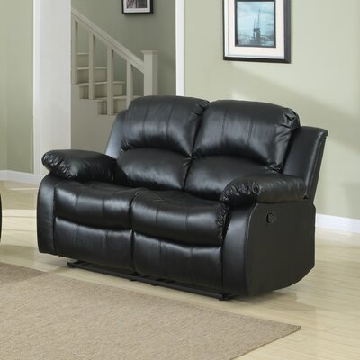 Cranley Power Reclining Loveseat by Homelegance