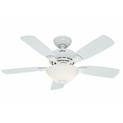 "44"" Caraway 5 Blade Ceiling Fan Product Photo"