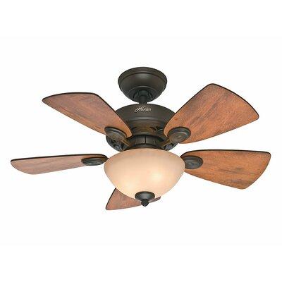 """34"""" Watson 5 Blade Ceiling Fan Product Photo"""