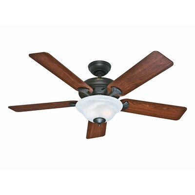 "52"" The Brookline 5 Blade Ceiling Fan Product Photo"