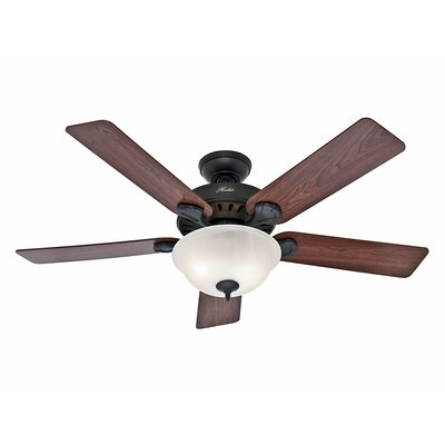 "52"" Pro's Best Five Minute 5 Blade Ceiling Fan Product Photo"