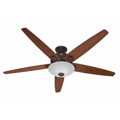 "70"" Stockbridge® 5 Blade Ceiling Fan Product Photo"