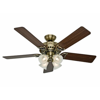 "52"" Studio Series 5 Blade Ceiling Fan Product Photo"