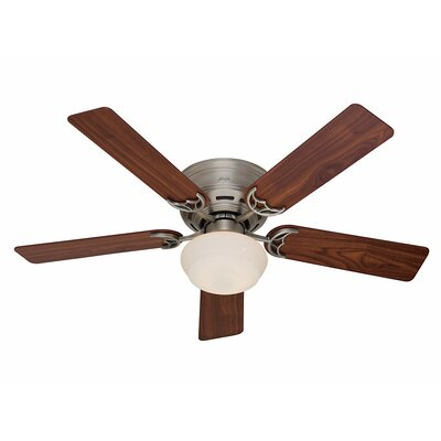 "52"" Low Profile® III Plus 5 Blade Ceiling Fan Product Photo"