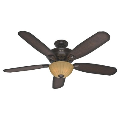 "56"" Markley 5 Blade Ceiling Fan Product Photo"