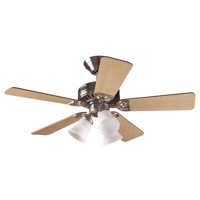 "42"" Beacon Hill 5 Reversible Blade Ceiling Fan Product Photo"