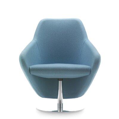 Taxido Swivel Lounge Chair by Segis U.S
